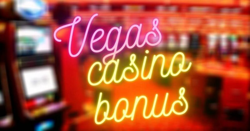 vegas casino bonus no deposit